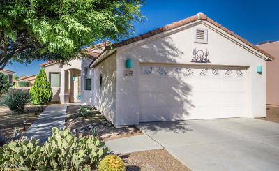 Green Valley Single Family Home Active Contingent: 2199 S Via Massari