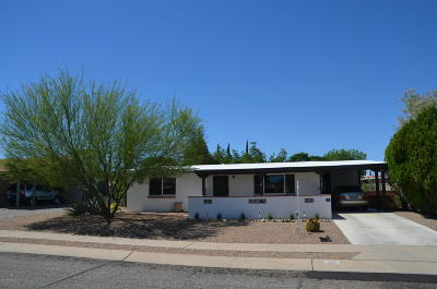 Green Valley Single Family Home Active Contingent: 141 E El Membrillo