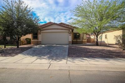 Marana Single Family Home Active Contingent: 11128 W Prairie Willow Drive