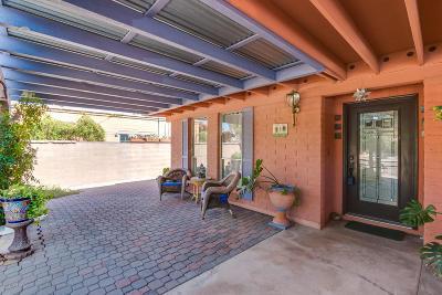 Tucson Single Family Home Active Contingent: 4526 E Patricia Street