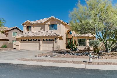 Oro Valley Single Family Home For Sale: 174 W Blackstone Road