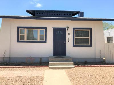 Single Family Home For Sale: 2124 E Helen Street