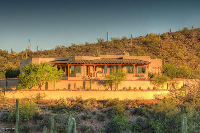 Tucson Single Family Home For Sale: 5261 W Rhyolite Loop
