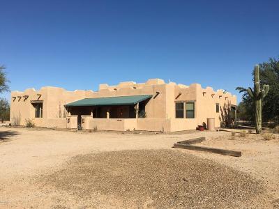 Marana Single Family Home For Sale: 33329 S Binard Avenue