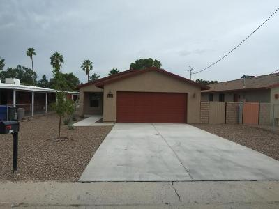 Tucson Single Family Home Active Contingent: 1421 N Hualpai Road