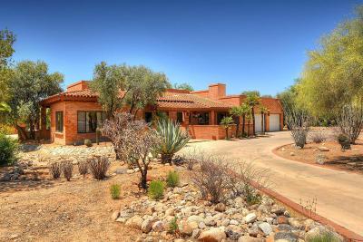 Tucson Single Family Home Active Contingent: 70 E Calle Cinco Vecinos
