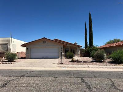Green Valley Single Family Home Active Contingent: 676 W Rio Moctezuma