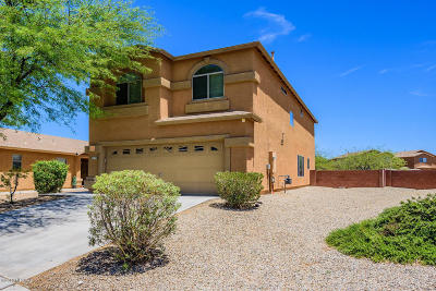 Tucson AZ Single Family Home Active Contingent: $192,000