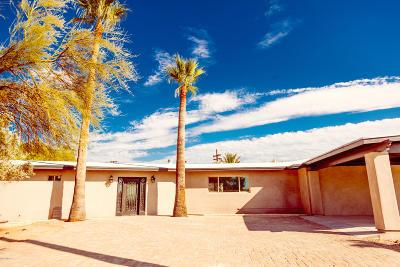Tucson Single Family Home For Sale: 7130 N Via Venezia