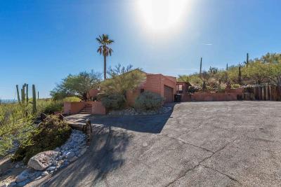 Tucson Single Family Home For Sale: 5726 E Paseo Cimarron