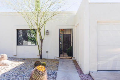 Tucson Townhouse Active Contingent: 6100 N Oracle Road #19