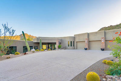 Pima County Single Family Home For Sale: 15247 N Humming Hill Place