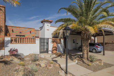 Green Valley Townhouse For Sale: 548 W Paseo Solana