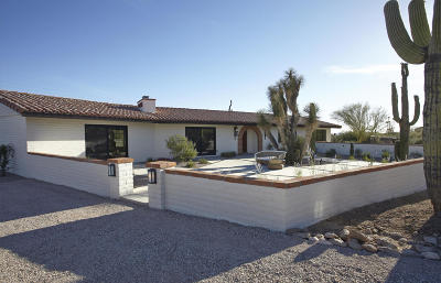 Tucson Single Family Home For Sale: 2640 E Camino La Zorrela