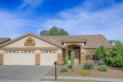 Oro Valley Single Family Home For Sale: 11392 N Twin Spur Court
