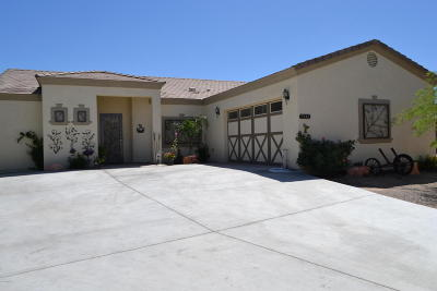 Tucson Single Family Home Active Contingent: 7242 W Cholla Ranch Lane