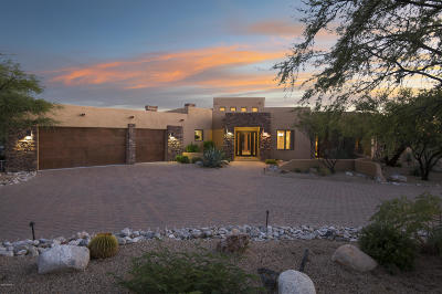 Pima County Single Family Home For Sale: 1215 W Weathered Stone Place
