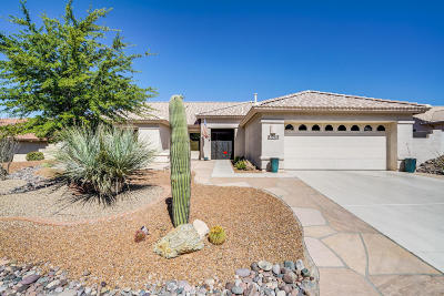 Saddlebrooke Single Family Home For Sale: 36448 S Rock Crest Drive