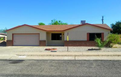 Corona de Tucson Single Family Home For Sale: 200 W George Truit Street