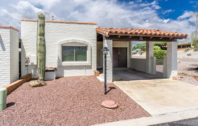 Pima County, Pinal County Townhouse For Sale: 1479 W Calle Pueblo