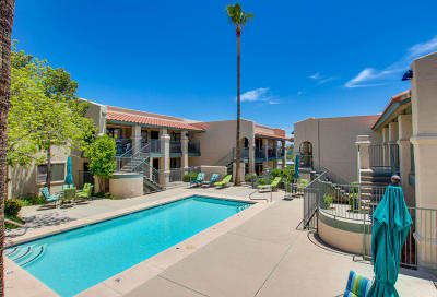 Pima County, Pinal County Condo Active Contingent: 7666 E 22nd Street #52