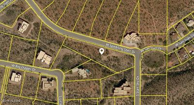 Tucson Residential Lots & Land For Sale: 3167 W Sparkling Starr Drive #61