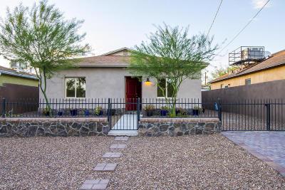Tucson AZ Single Family Home For Sale: $319,000