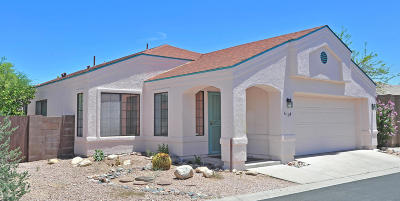 Tucson Single Family Home For Sale: 6104 N Reliance Drive