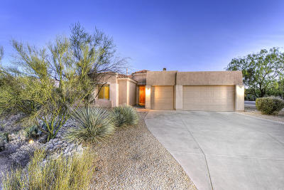 Oro Valley Single Family Home For Sale: 1177 W White Diamond Lane
