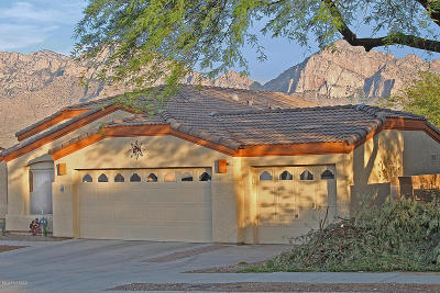 Oro Valley Single Family Home Active Contingent: 409 W Greys Road