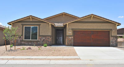 Oro Valley Single Family Home For Sale: 11091 N Gemma Avenue