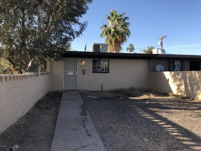 Tucson Townhouse Active Contingent: 3675 E Ellington Place