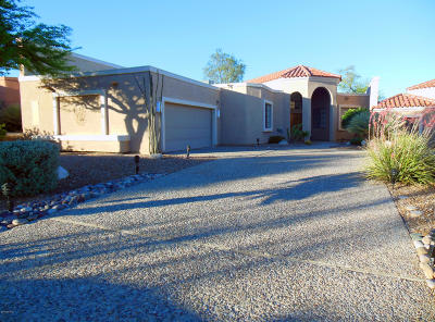 Tucson Townhouse For Sale: 3470 N Country Club Vista Place