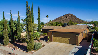 Tucson Single Family Home For Sale: 2891 W Saint Tropaz Avenue
