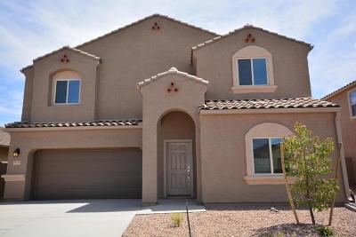 Marana Single Family Home For Sale: 9095 W Blue Saguaro Street