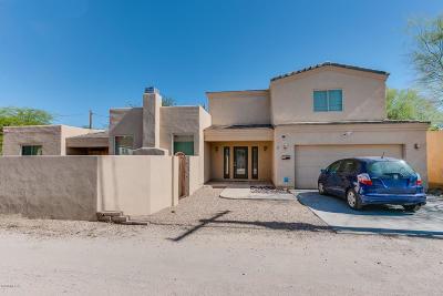 Single Family Home Active Contingent: 1139 N Norton Avenue