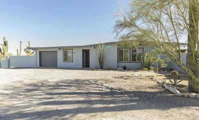 Tucson Single Family Home For Sale: 1530 W Calle Tiburon