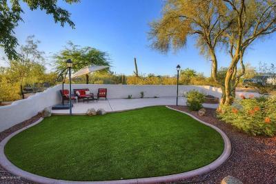 Tucson Single Family Home Active Contingent: 5810 W Potvin Lane