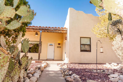 Tucson Single Family Home For Sale: 2915 E 5th Street
