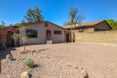 Tucson Single Family Home For Sale: 1232 E Linden Street