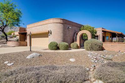 Tucson Single Family Home For Sale: 5106 N Via Gelsomino N