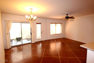 Tucson Single Family Home For Sale: 2435 N Silver Mosaic Drive