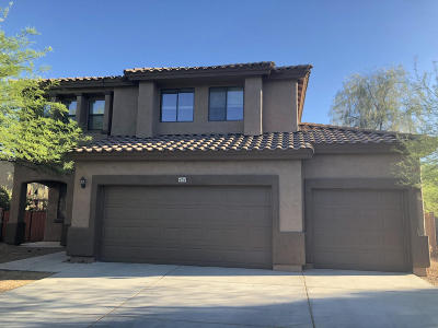 Single Family Home For Sale: 454 E Placita Cuesco