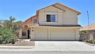 Tucson Single Family Home Active Contingent: 2165 N Jennifer Avenue