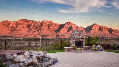 Oro Valley Single Family Home Active Contingent: 12814 N Via Vista Del Pasado