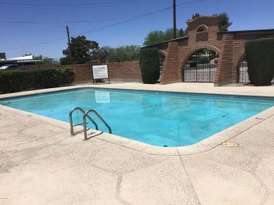 Tucson Townhouse Active Contingent: 4417 E Brott Street