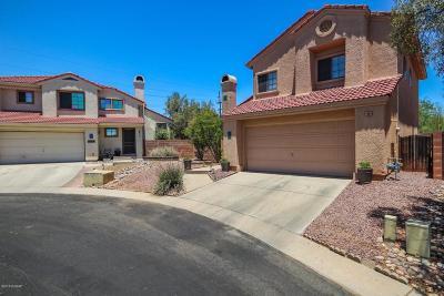 Tucson Single Family Home Active Contingent: 10488 N Fair Mountain Drive