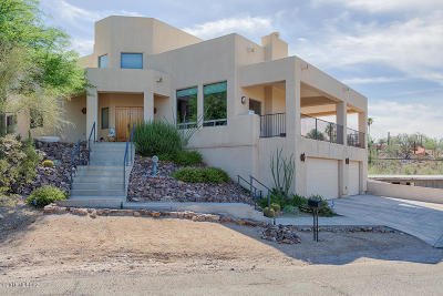Tucson Single Family Home For Sale: 4620 N Camino Ocotillo