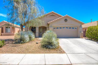 Tucson Single Family Home Active Contingent: 10516 E Carolina Willow Lane
