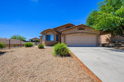 Vail AZ Single Family Home Active Contingent: $185,000